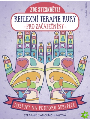 Sabounchian, Stefanie: Reflexní terapie ruky pro začátečníky